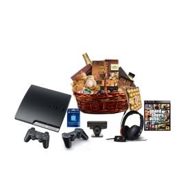 PlayStation gift basket