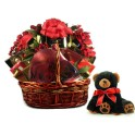 Love's passion gift basket
