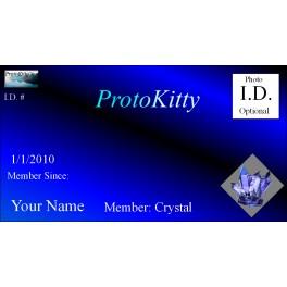 Crystal Membership