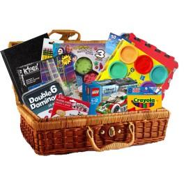 No limits creativity gift basket