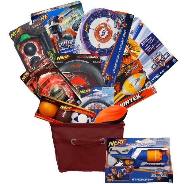 Nerf pro gift basket share on facebook negle Images