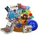 Surprise me activity gift basket