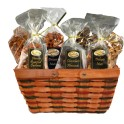 Nature's Delights Gift Basket