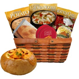 Soup Lover's Gift Basket