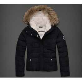 abercrombie womens winter jacket coat